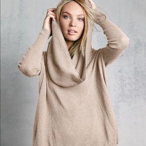 Victoria's Secret multi-way sweater (has pockets)!